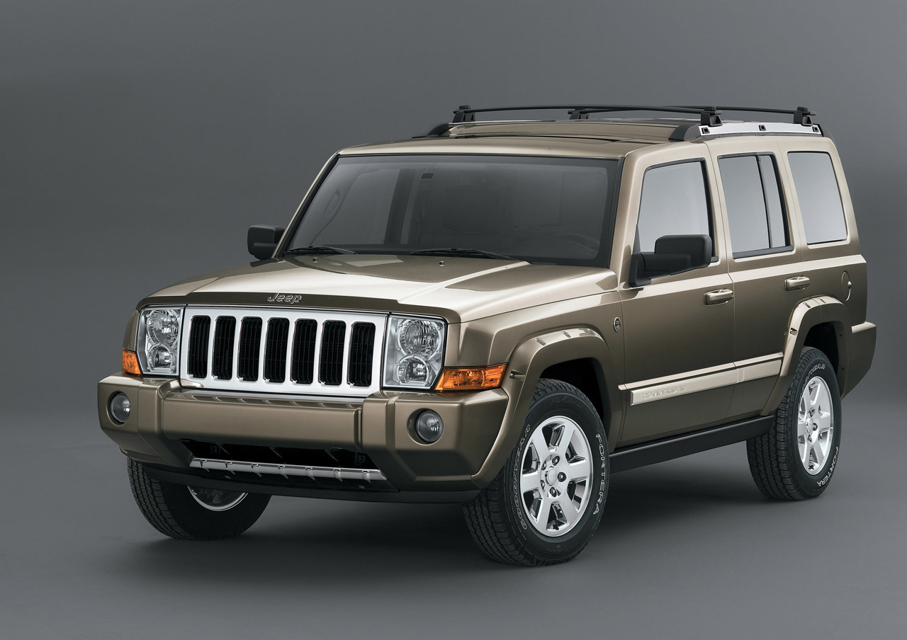 2006 jeep commander photo gallery autoblog. Black Bedroom Furniture Sets. Home Design Ideas