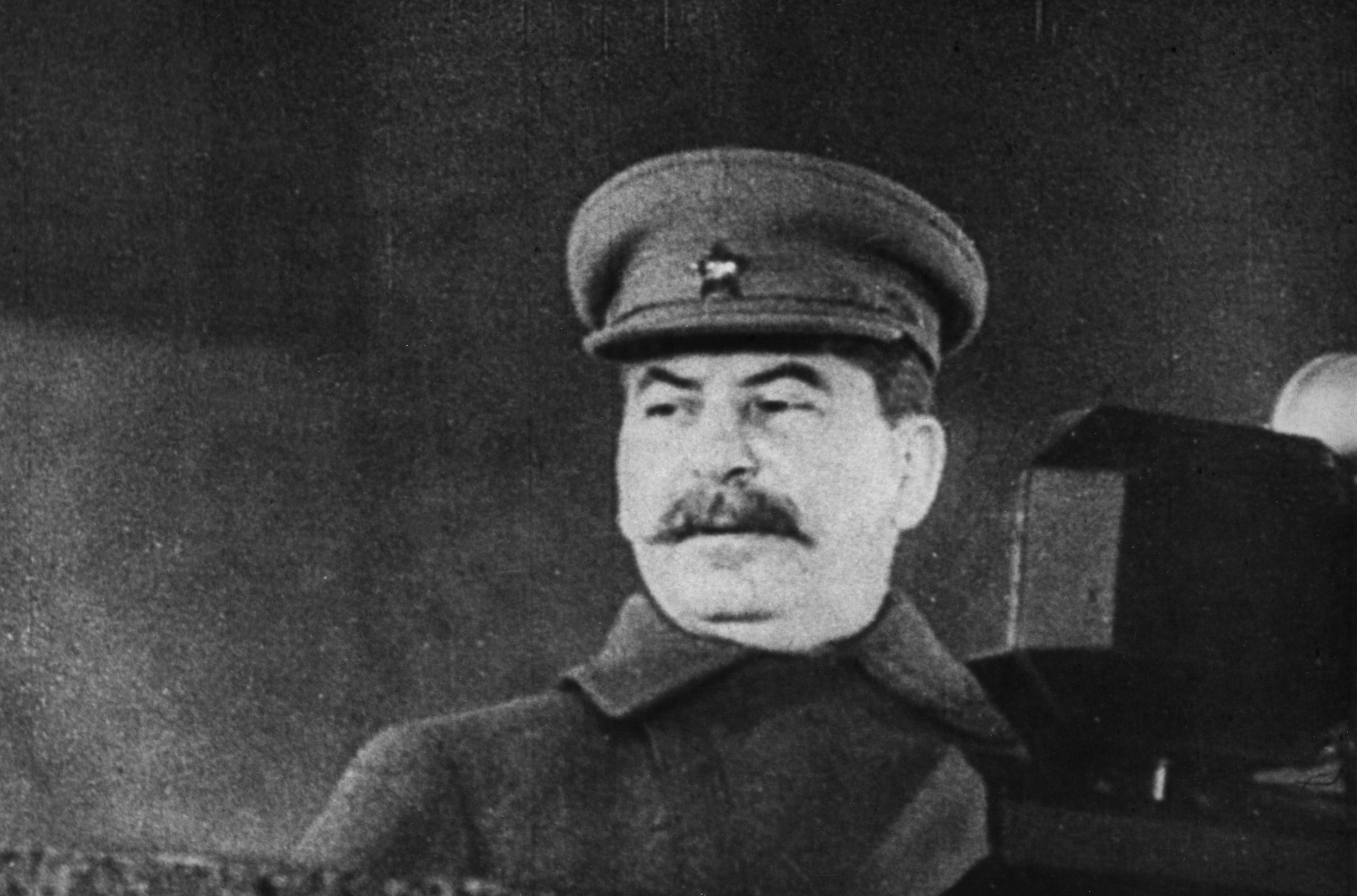 Joseph stalin and the red army