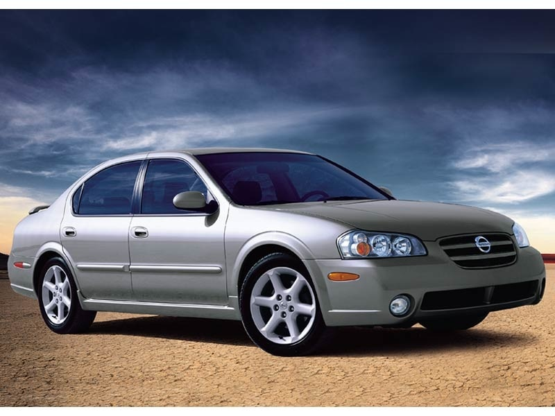 2000 Nissan Maxima Front Wheel Drive Diagram - ( Simple Electronic ...