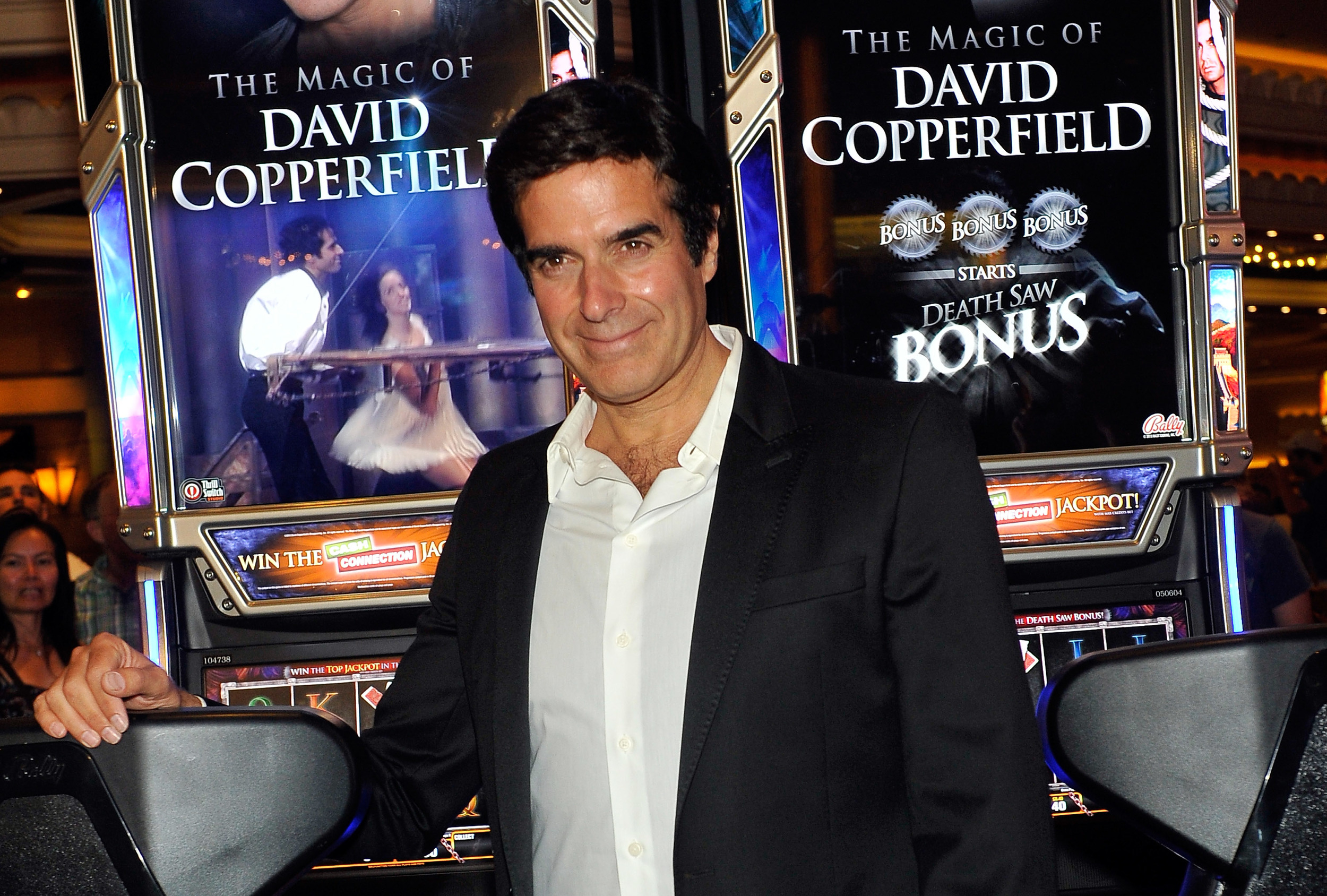 david copperfield resort