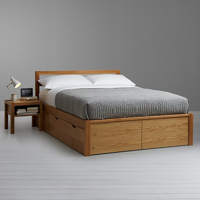 Bedroom ideas beds with storage mydaily uk for Bedroom inspiration john lewis
