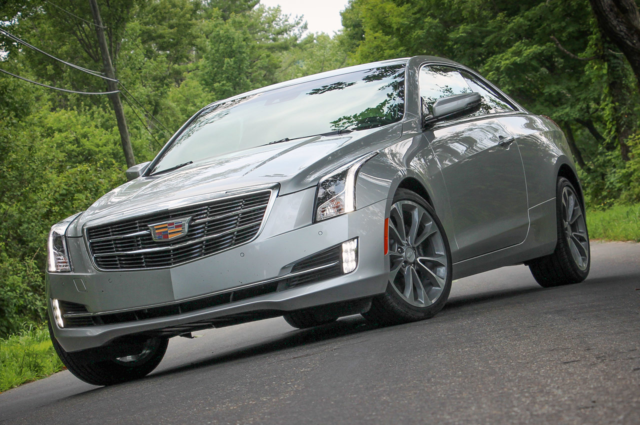 autoblog first drive 2015 cadillac ats coupe. Black Bedroom Furniture Sets. Home Design Ideas