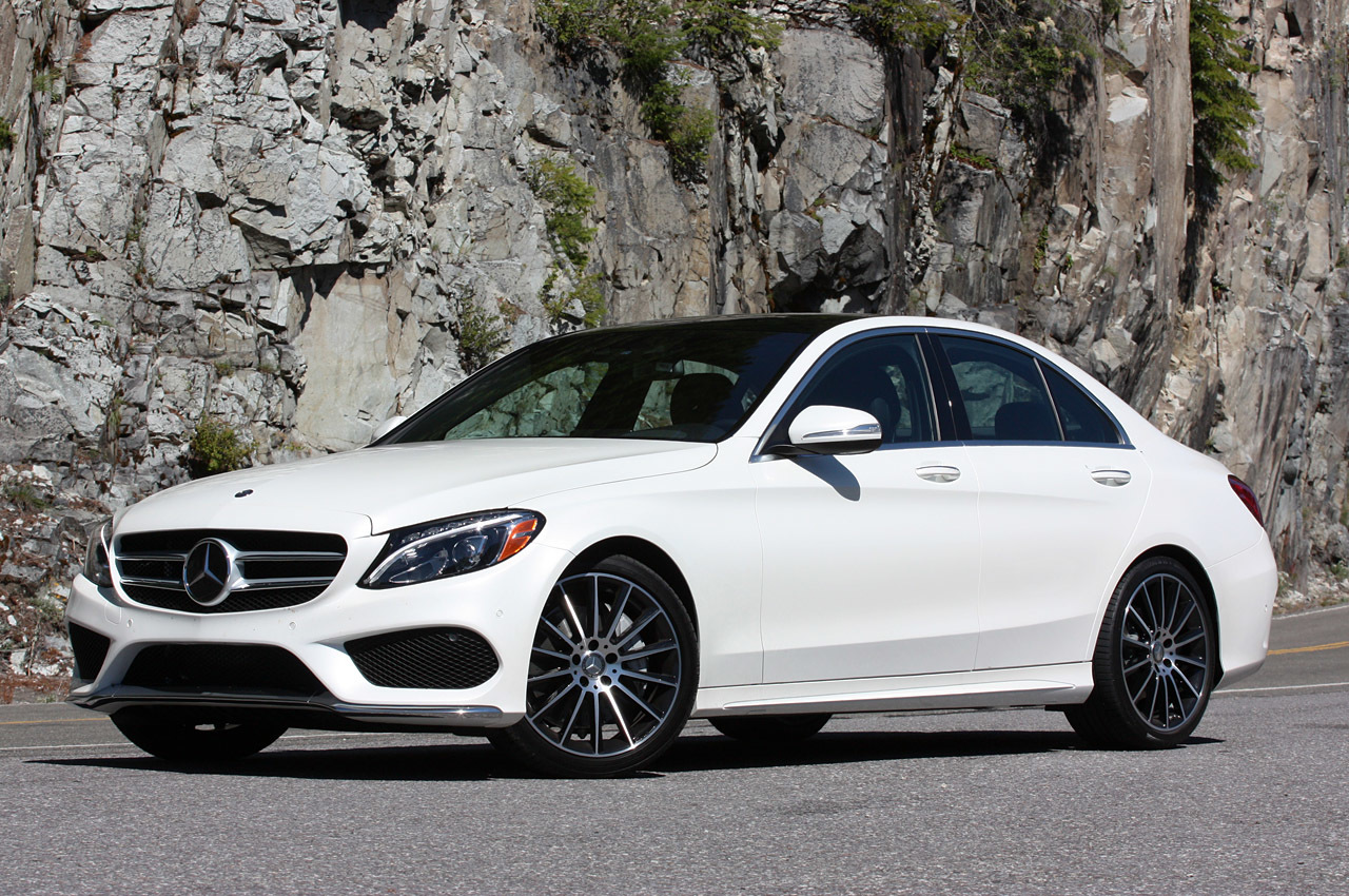 2015 Mercedes Benz C Class Second Drive Photo Gallery Autoblog