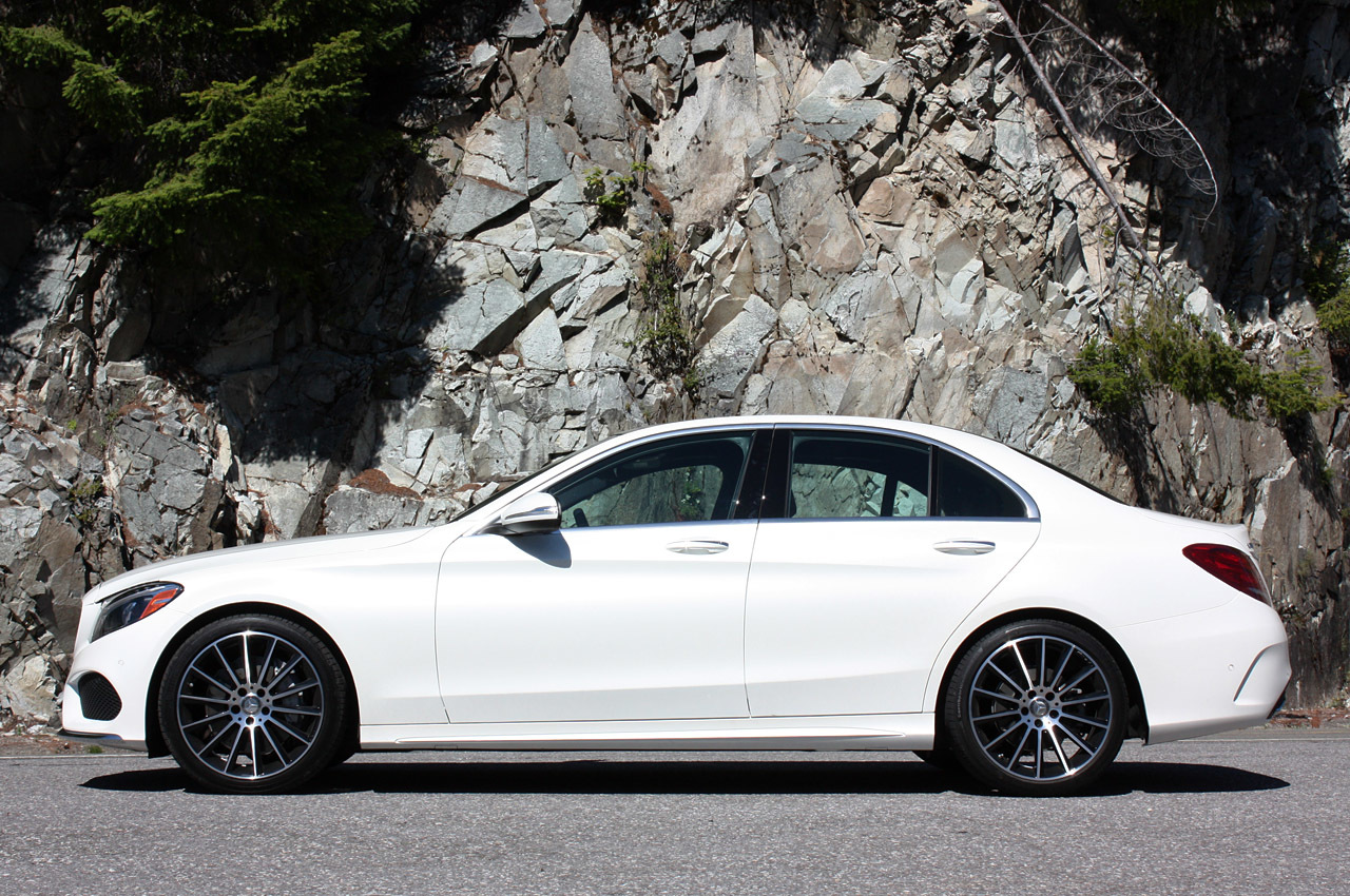 2015 mercedes benz c class second drive photo gallery for New 2015 mercedes benz c class