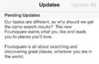 Foursquare 8.0: All things reconsidered