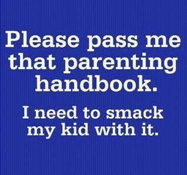 funny quotes about parenting teenagers - photo #10