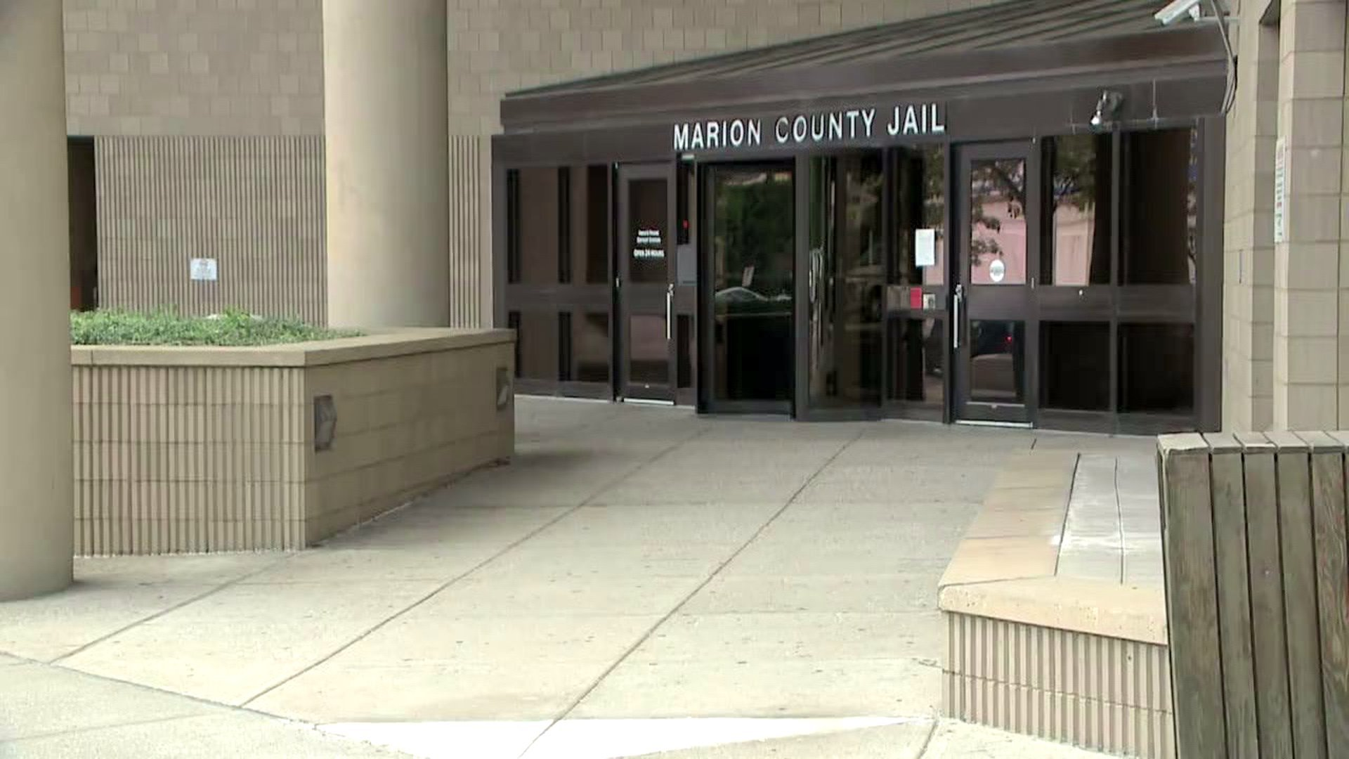 Marion County Jail rel...