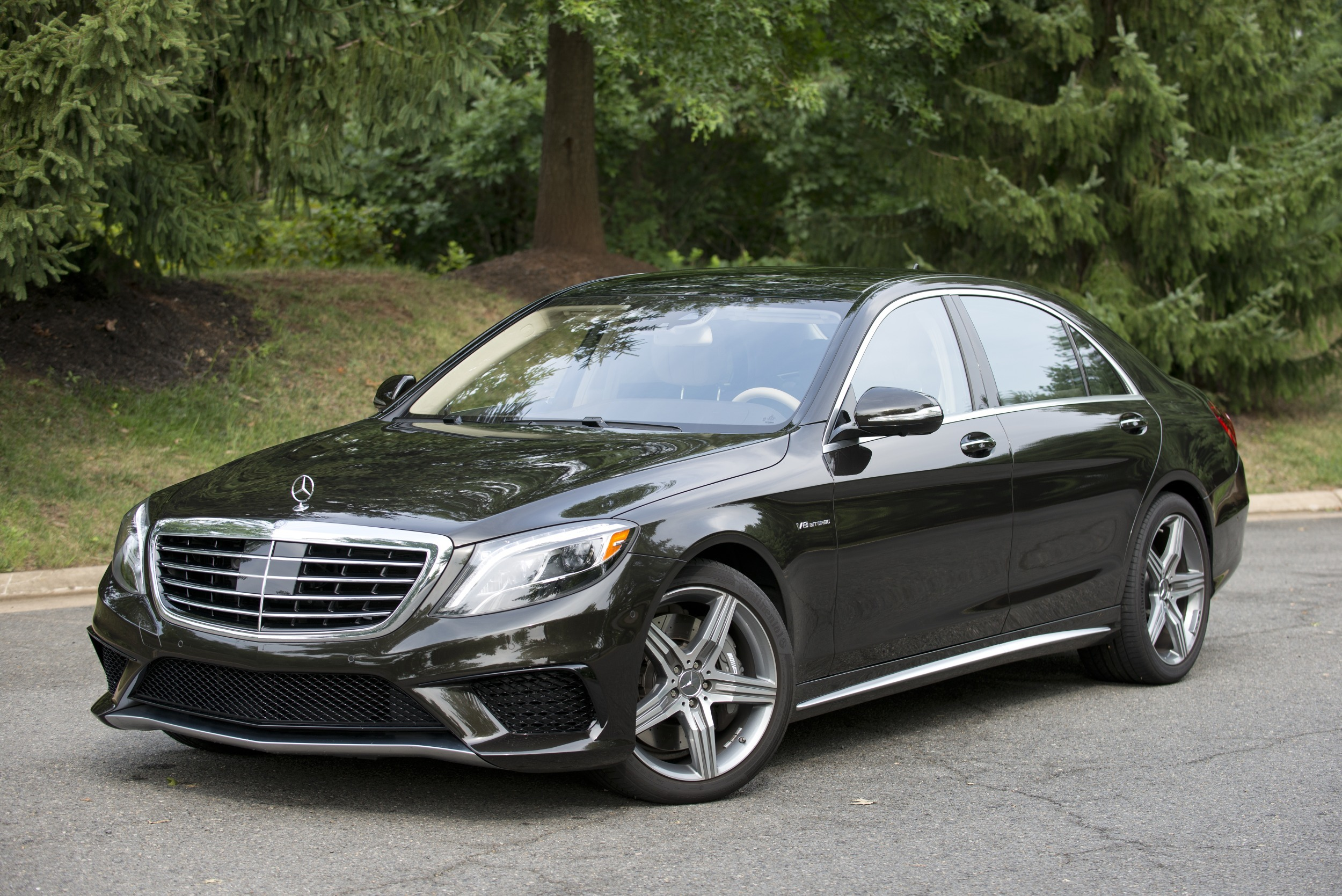 2014 mercedes benz s63 amg 4matic sedan quick spin photo for Mercedes benz s63 2014