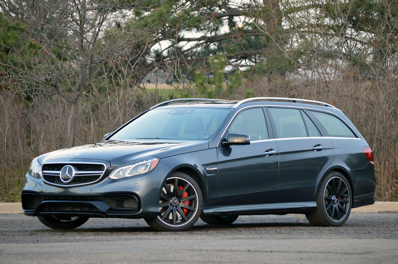2014 mercedes benz e63 amg s 4matic wagon review photo