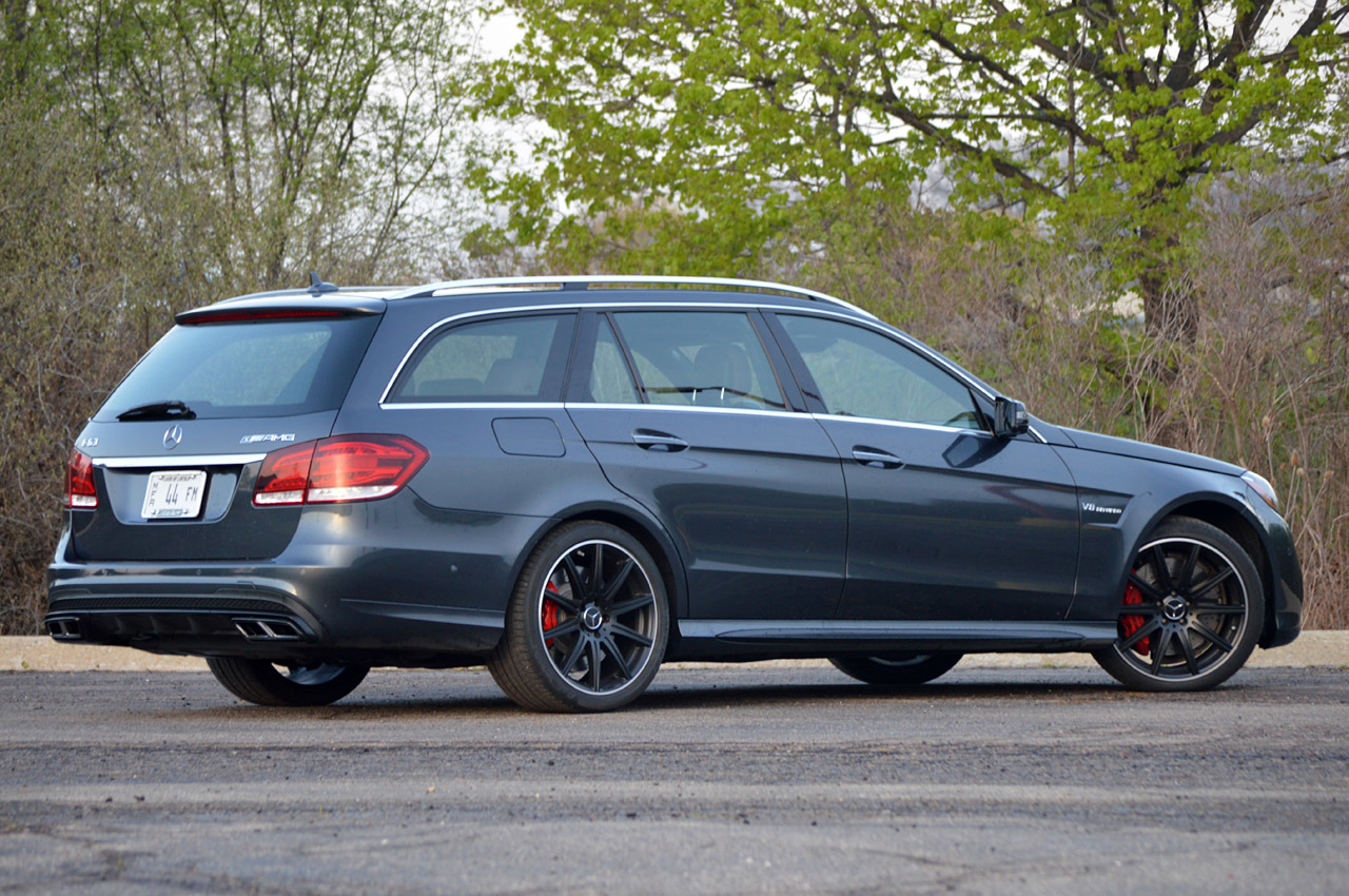 2014 mercedes benz e63 amg s 4matic wagon review photo for Mercedes benz e63 amg s 4matic