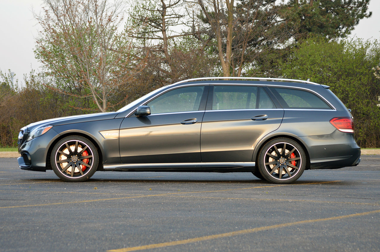 2014 Mercedes-Benz E63 AMG S 4Matic Wagon: Review Photo Gallery - Autoblog