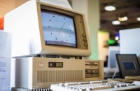 We took a nostalgic look around Seattle's Living Computer Museum
