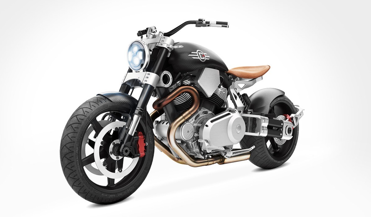 Confederate Motorcycles X132 Hellcat Speedster Photo