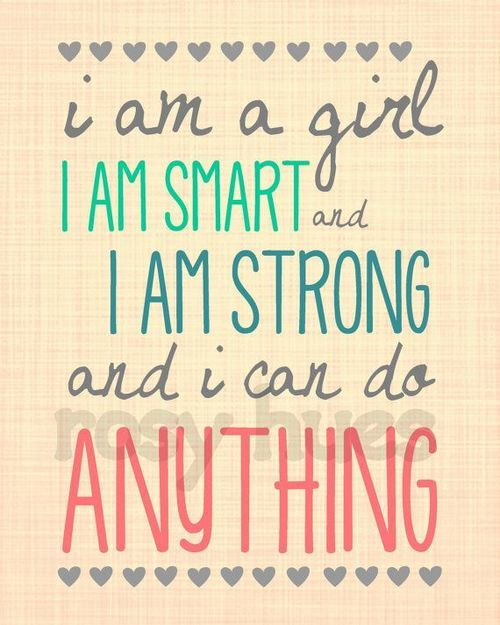 Girl Power Quotes Endearing Girl Power Quotes