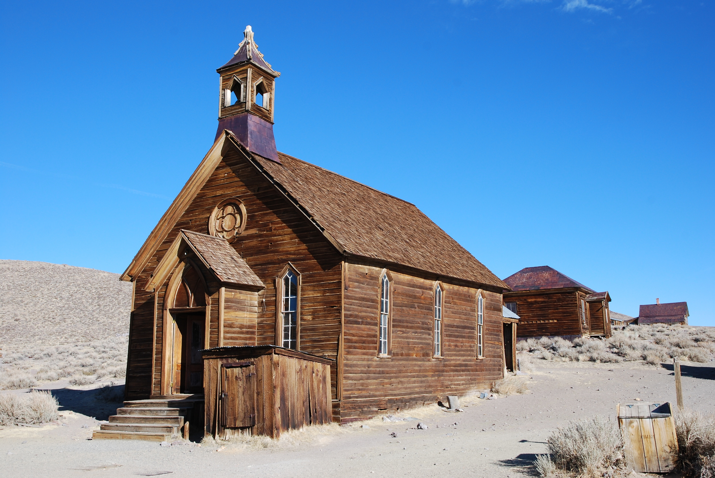 America S Greatest Ghost Town Bodie California