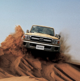 US Special Forces buying Toyota Land Cruisers, Hiluxes ...