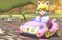 Return to Excitebike Arena in first Mario Kart 8 DLC