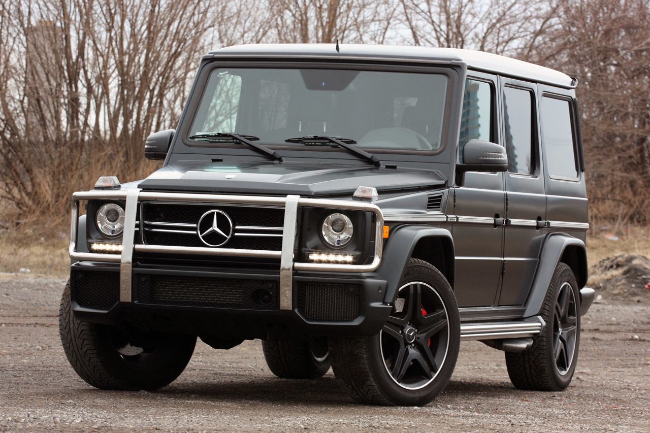 2014 mercedes benz g63 amg photo gallery autoblog