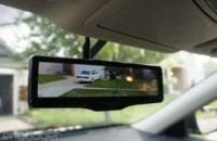 So what is it like to drive with Nissan's Smart rearview mirror?