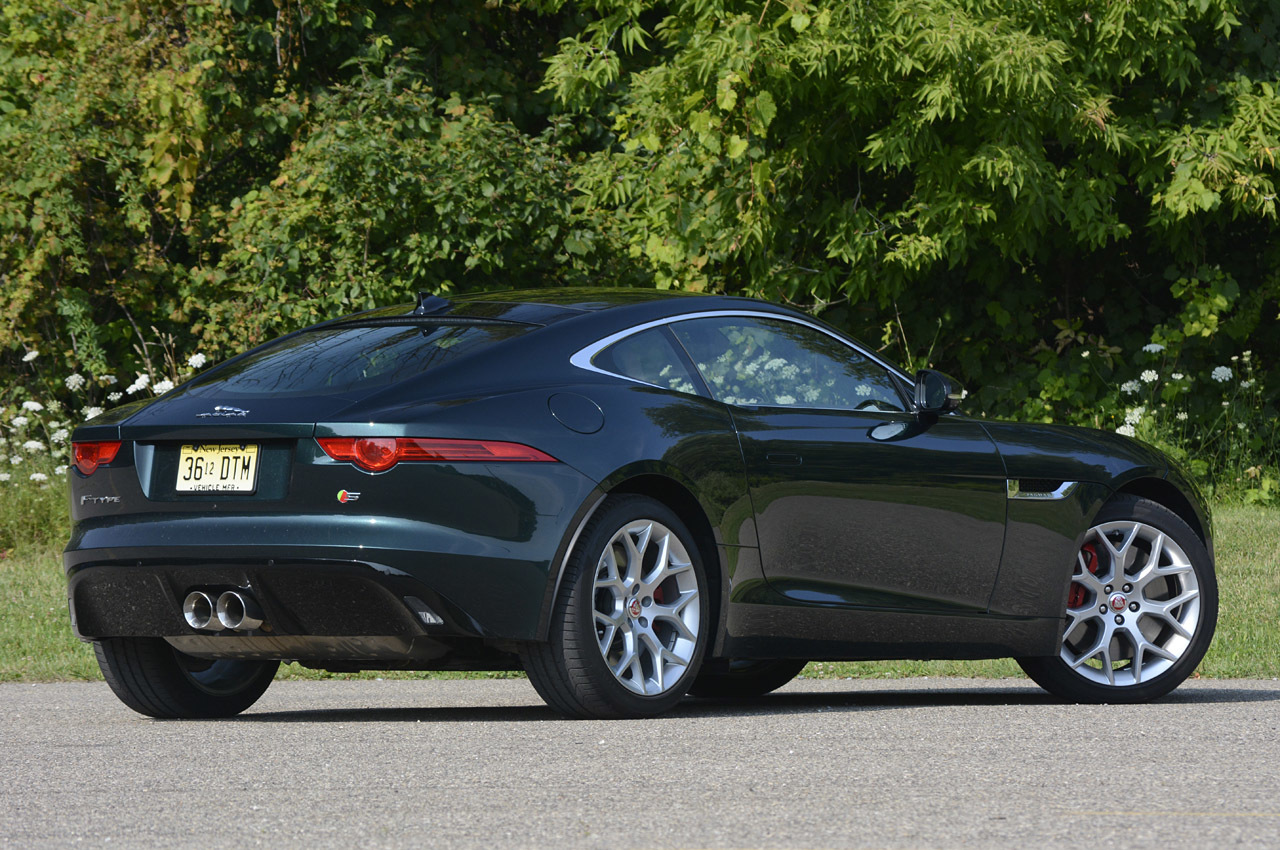 Beautiful 2015 Jaguar FType V6 S Coupe Review Photo Gallery  Autoblog Canada