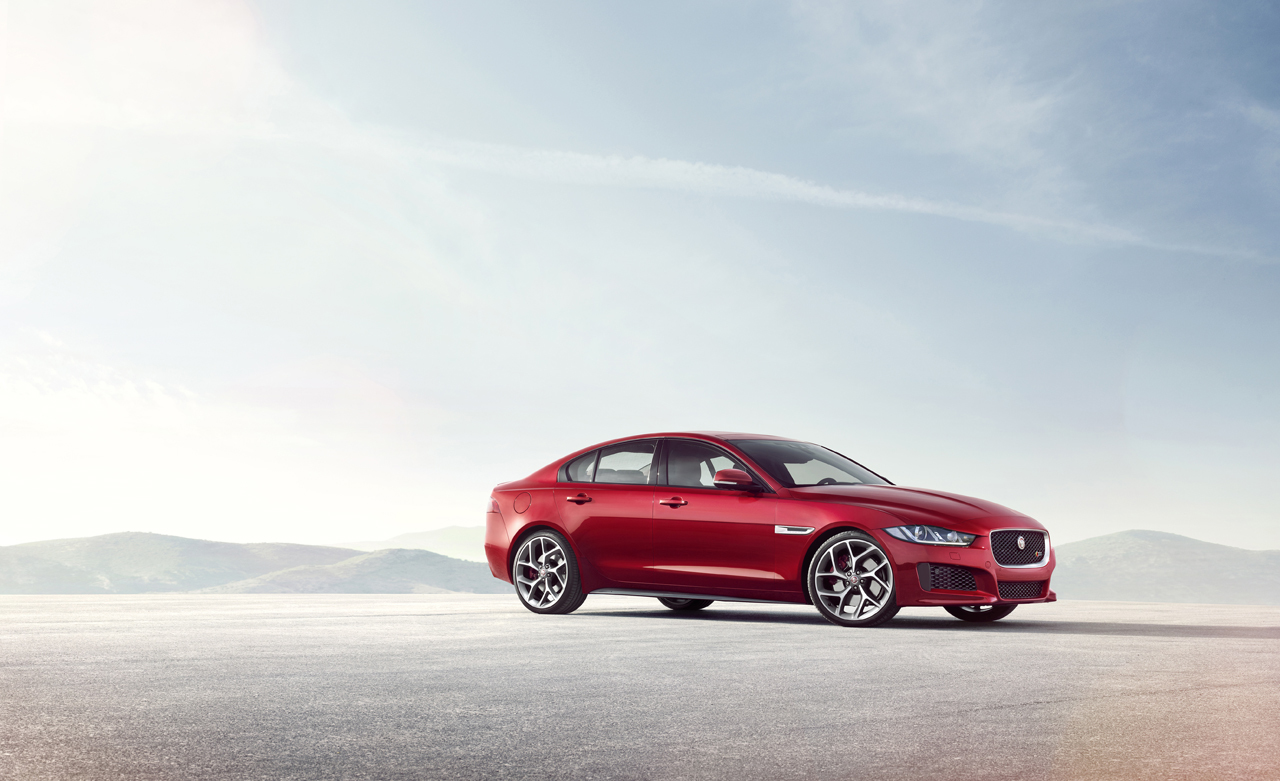 2016 jaguar xe photo gallery autoblog canada