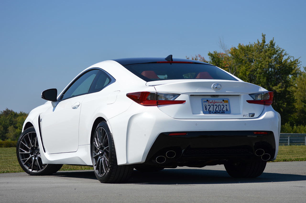 2015 Lexus RC F: First Drive Photo Gallery - Autoblog
