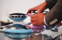 This levitating Bluetooth speaker is the best we've seen