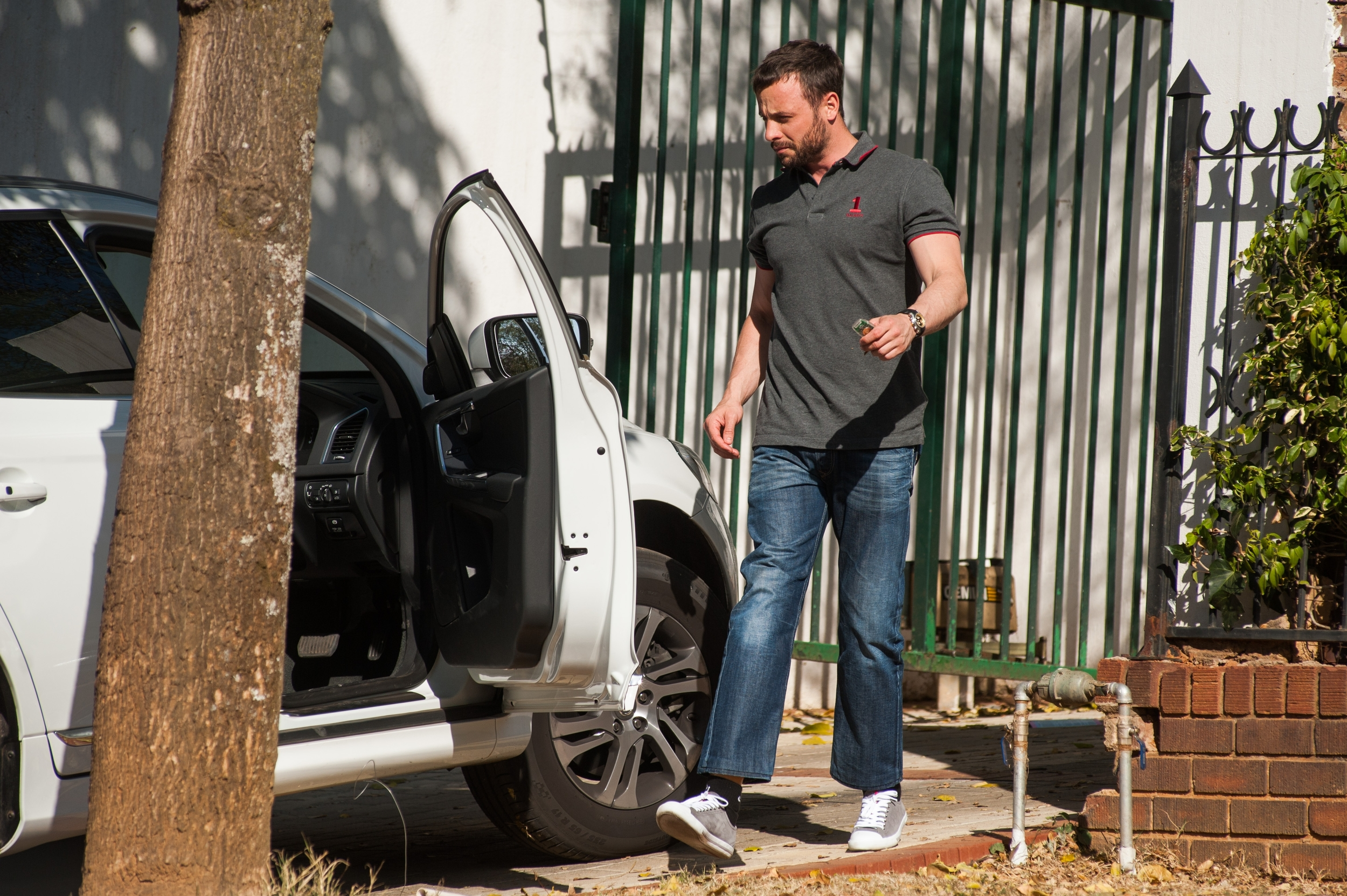 Pistorius how the verdict will be delivered for Oscar home