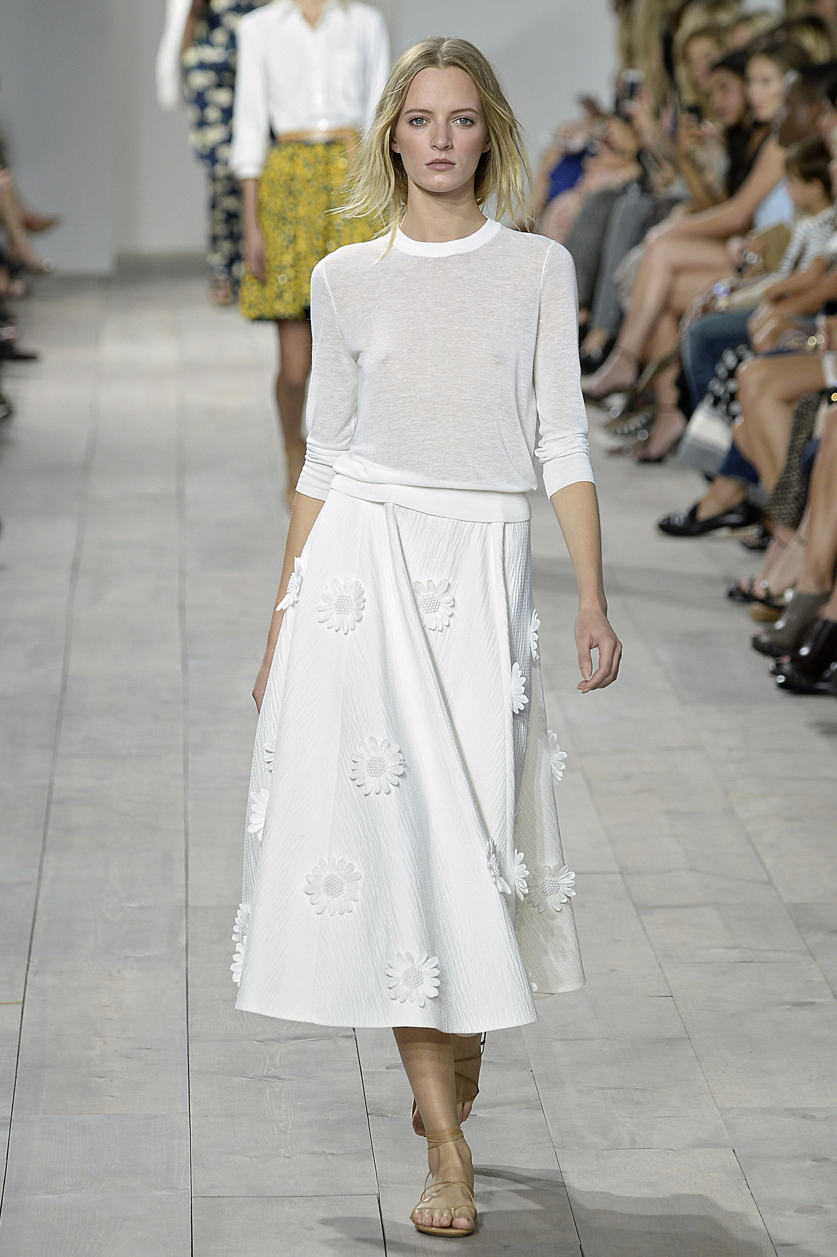 New York Fashion Week: Michael Kors Spring/Summer 2015