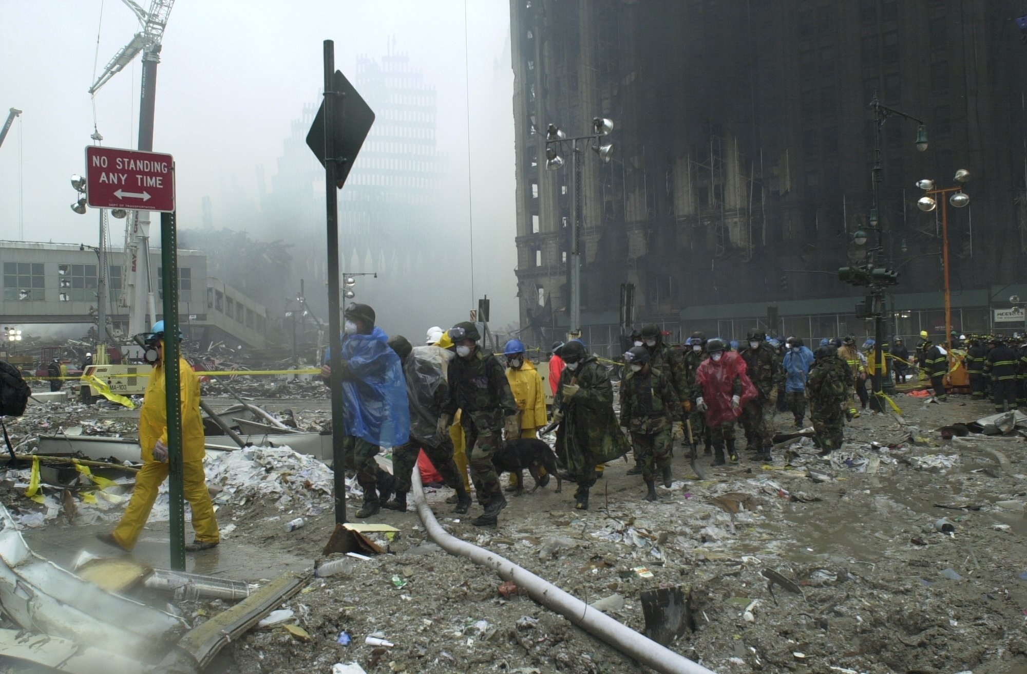 Photos: A portrait of the 9/11 rescue workers - AOL.com