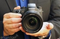 Samsung's new NX1 flagship shoots 28.2-megapixel stills and 4K video