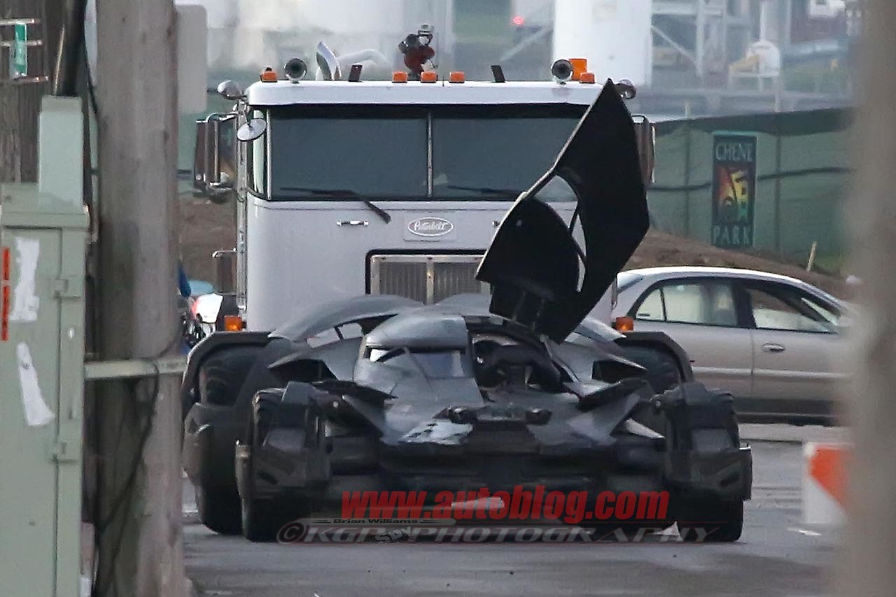 The Batmobile Thread Part Archive Page The - Brand new batmobile revealed awesome