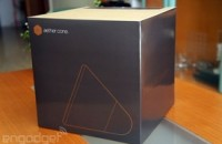 Aether's Cone speaker is a fresh spin on music streaming