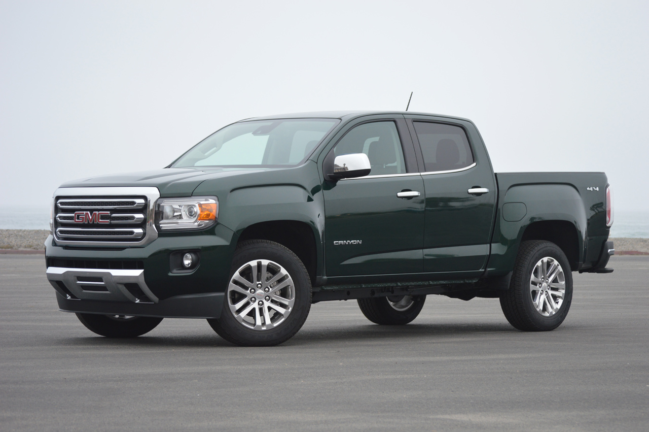 2015 Gmc Canyon Quick Spin Photo Gallery Autoblog Canada