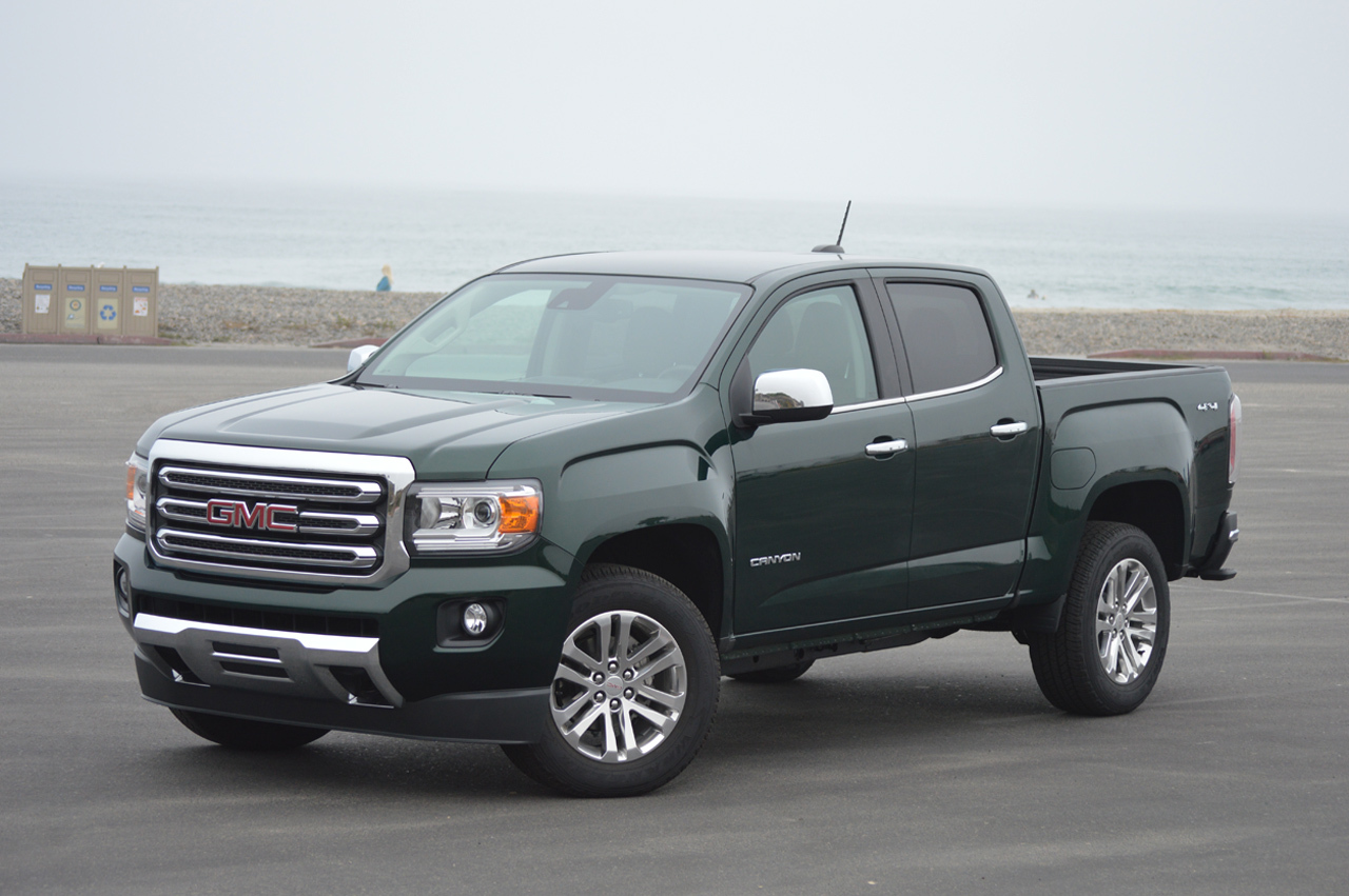 2015 Gmc Canyon Quick Spin Photo Gallery Autoblog