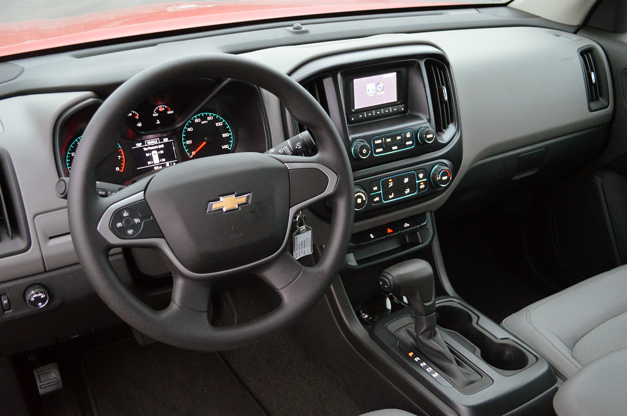 Innovative 2015 Chevrolet Colorado First Drive Photo Gallery  Autoblog