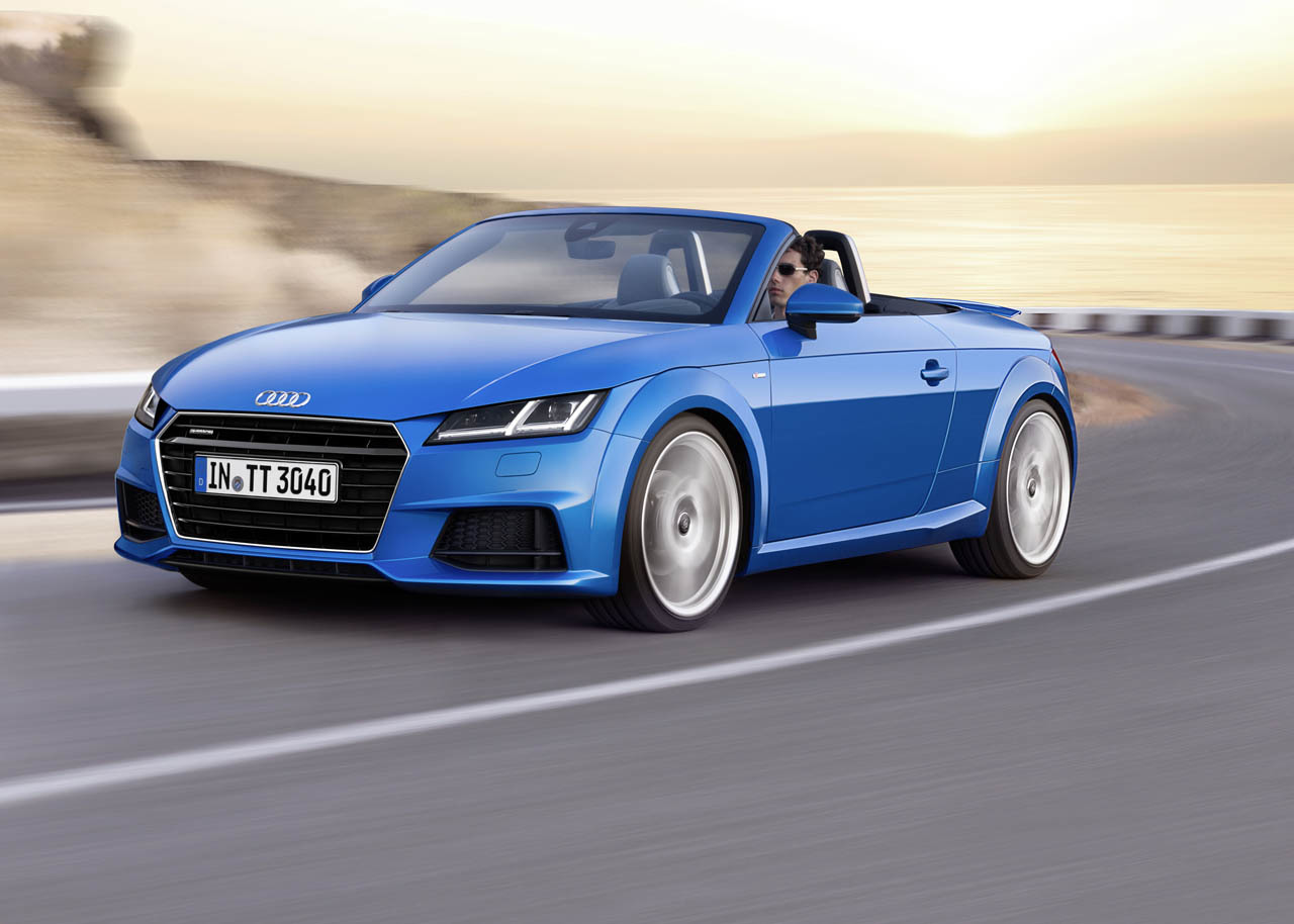 2015 Audi Tt Roadster Photo Gallery Autoblog