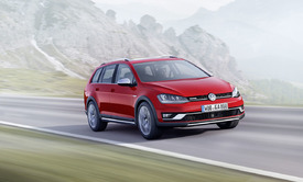 VW reveals Outbackrivaling Golf Alltrack ahead of Paris