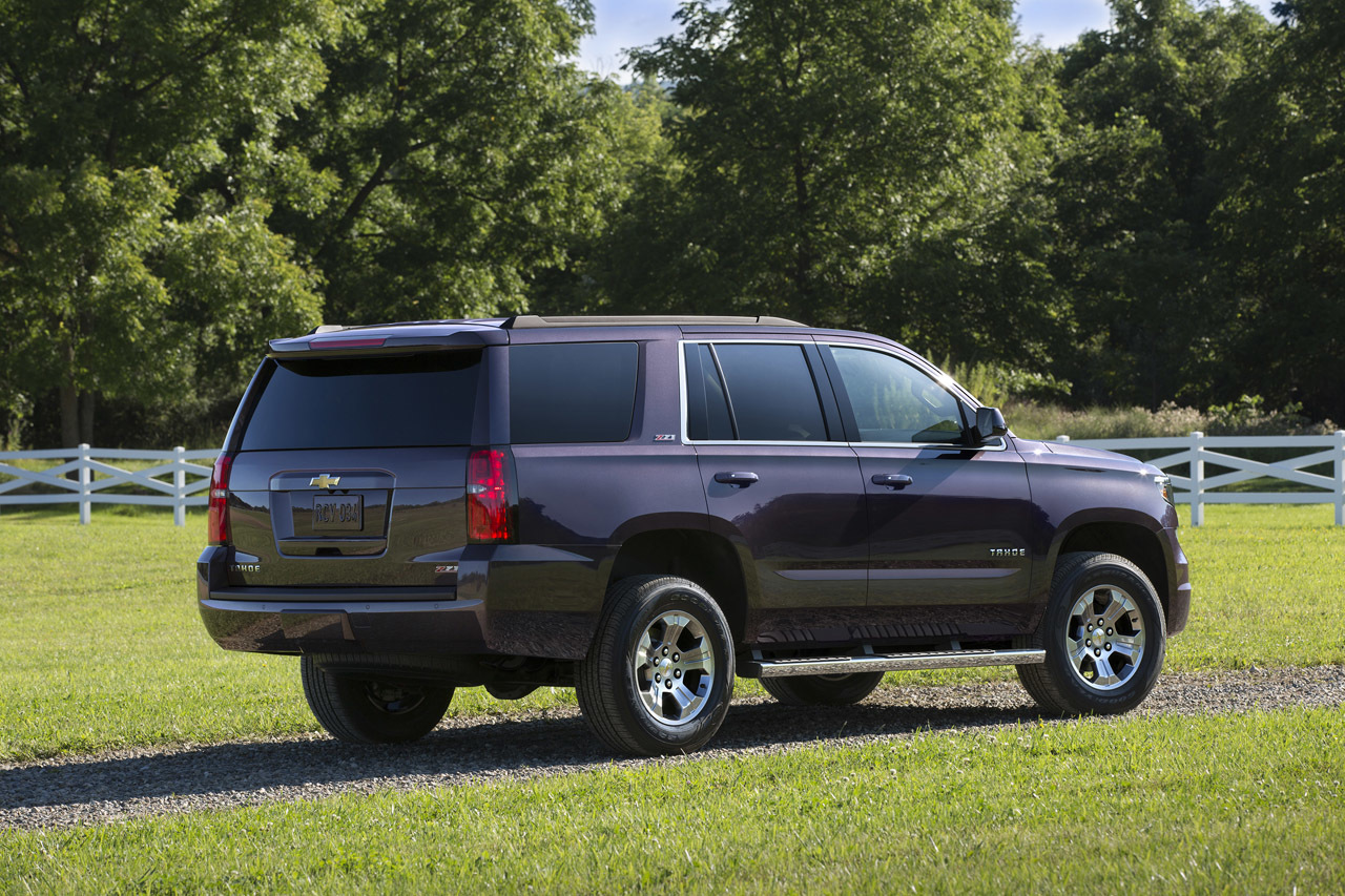 2015 chevrolet tahoe z71 photo gallery autoblog. Black Bedroom Furniture Sets. Home Design Ideas