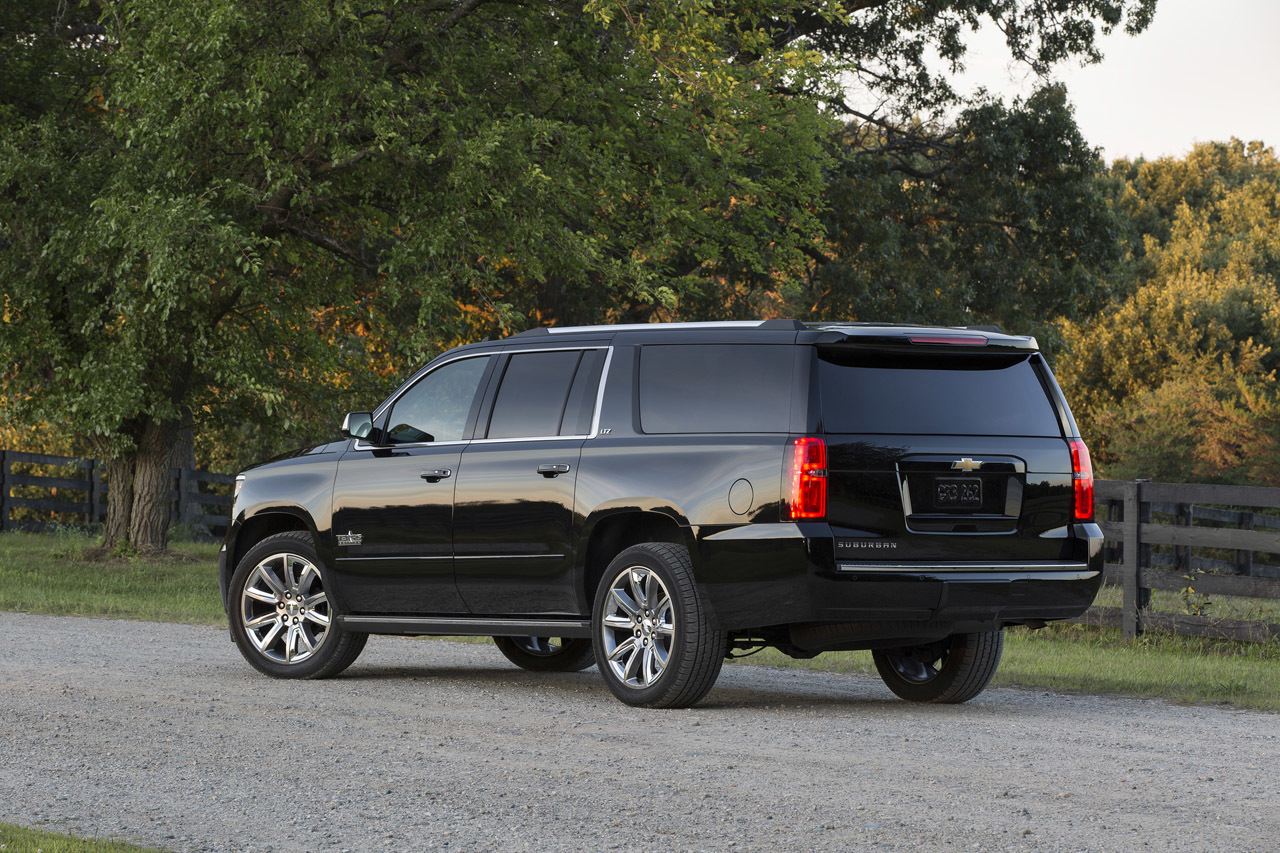 2015 chevrolet suburban texas edition photo gallery autoblog. Black Bedroom Furniture Sets. Home Design Ideas