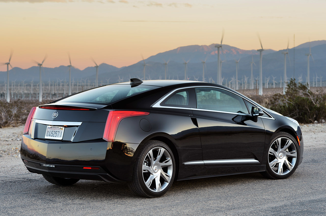 2014 Cadillac Elr Side View 02 Apps Directories