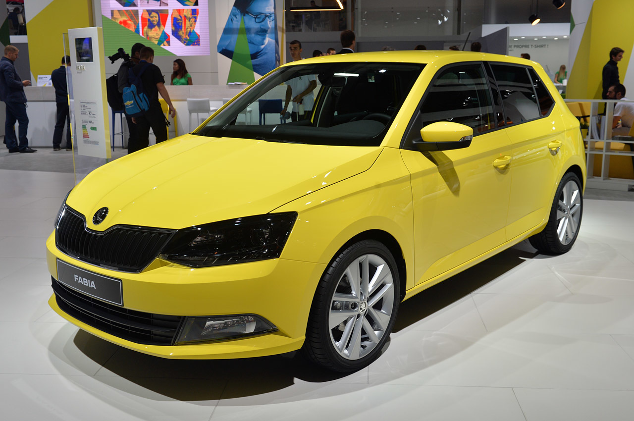 2015 skoda fabia paris 2014 photo gallery autoblog. Black Bedroom Furniture Sets. Home Design Ideas