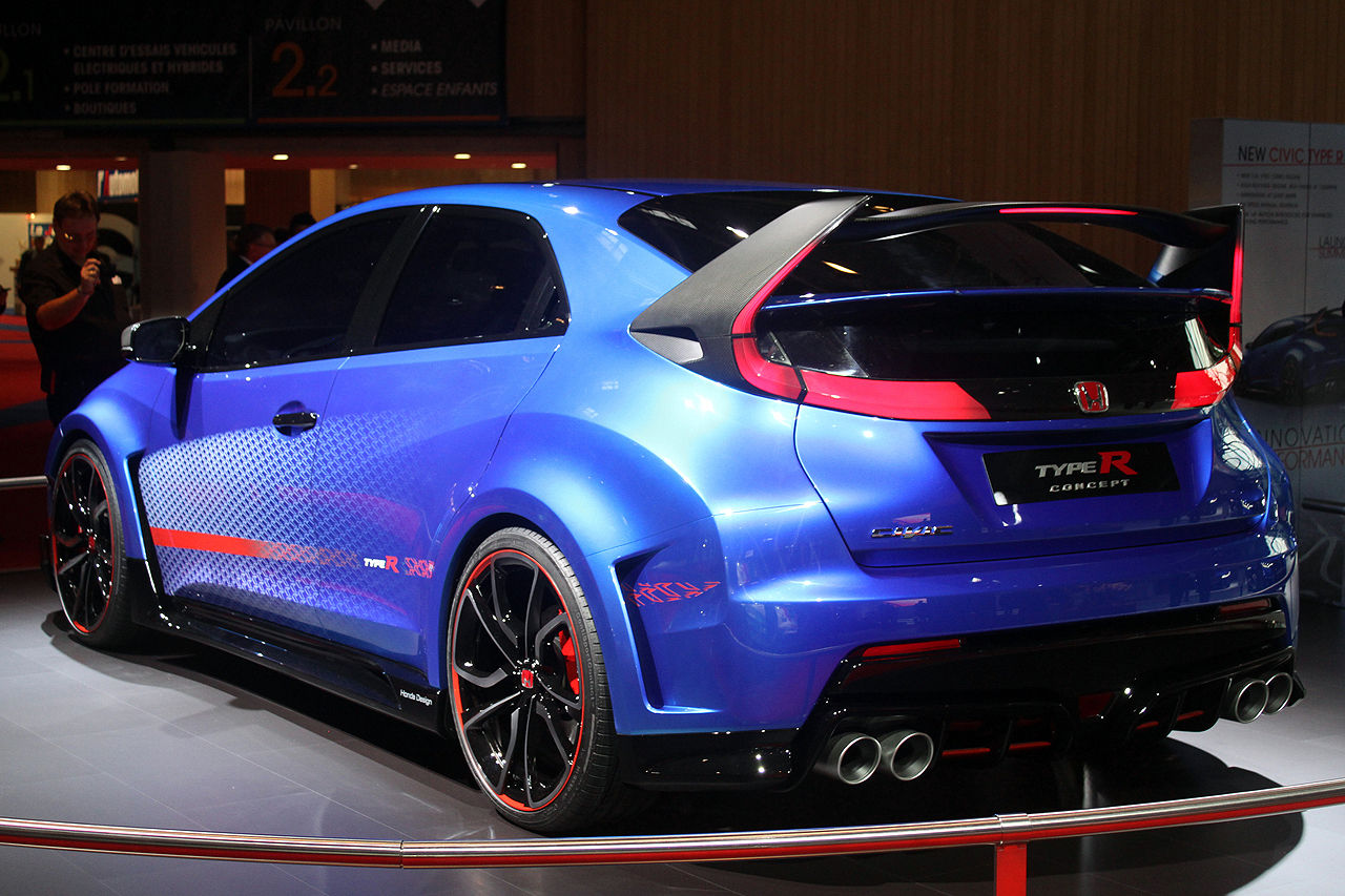 In Fact Honda Says This Civic Will Surpass Every Type R That Came Before It Means Integra Accord And Even The NSX Hot Diggity