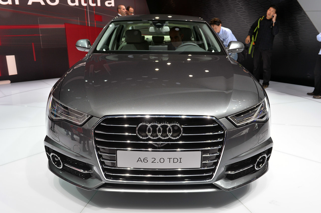 2015 audi a6 paris 2014 photo gallery autoblog. Black Bedroom Furniture Sets. Home Design Ideas