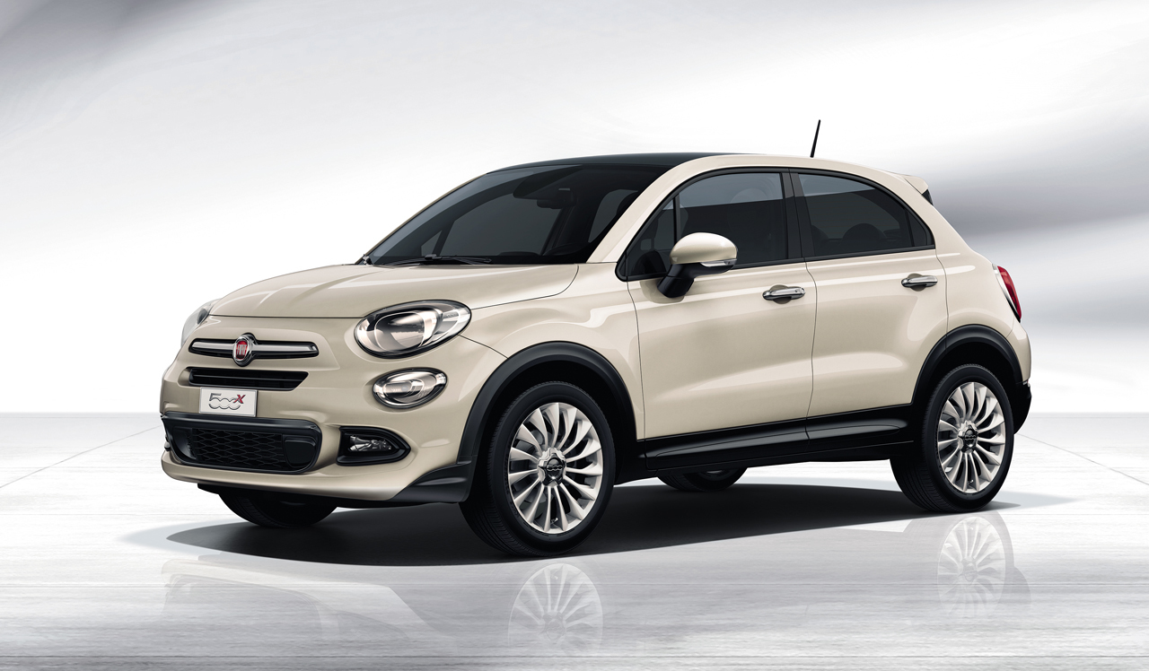 2015 Fiat 500x Photo Gallery Autoblog