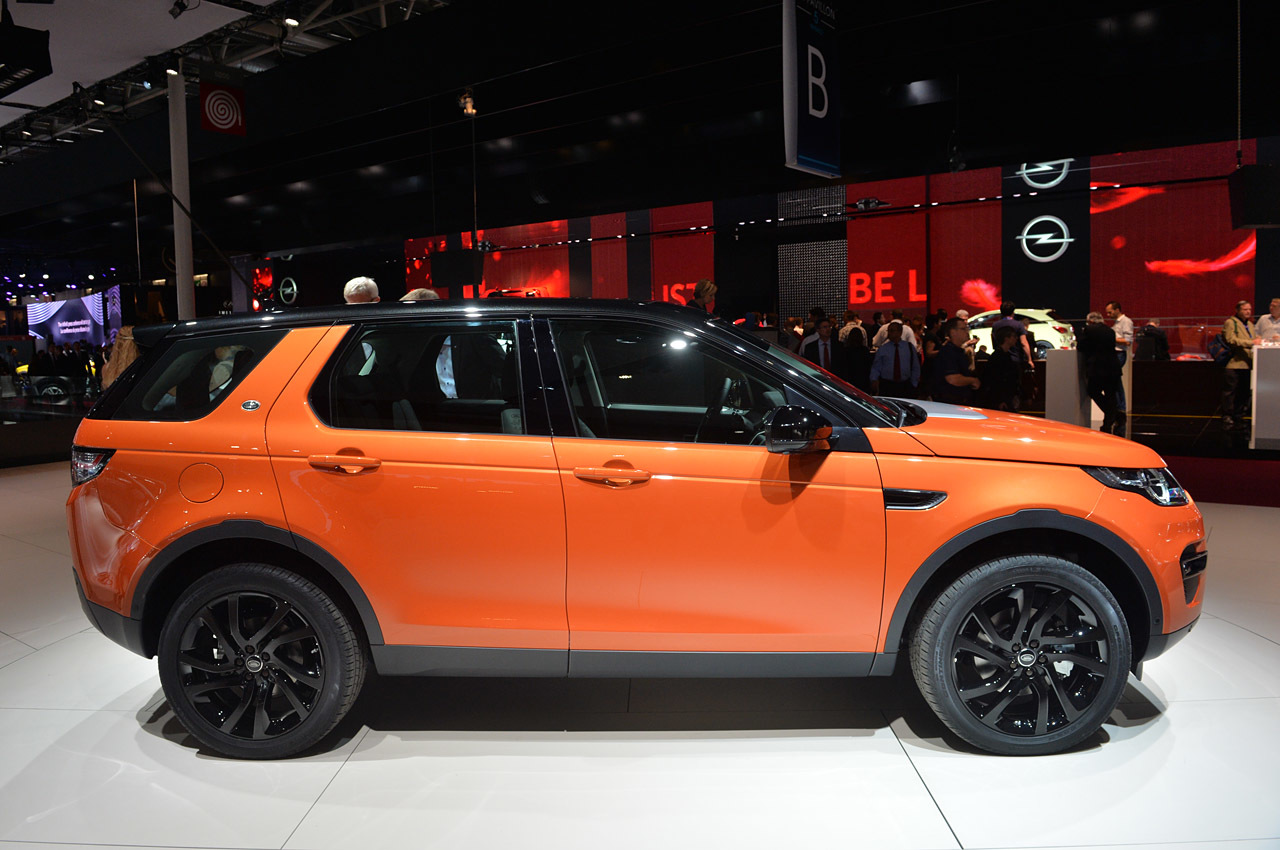 Original 2015 Land Rover Discovery Sport Review Ratings Specs