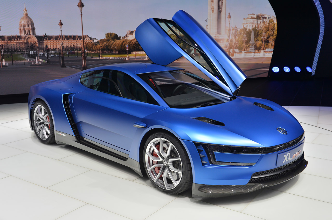 Citaten Sport Xl : Volkswagen xl sport concept dark cars wallpapers