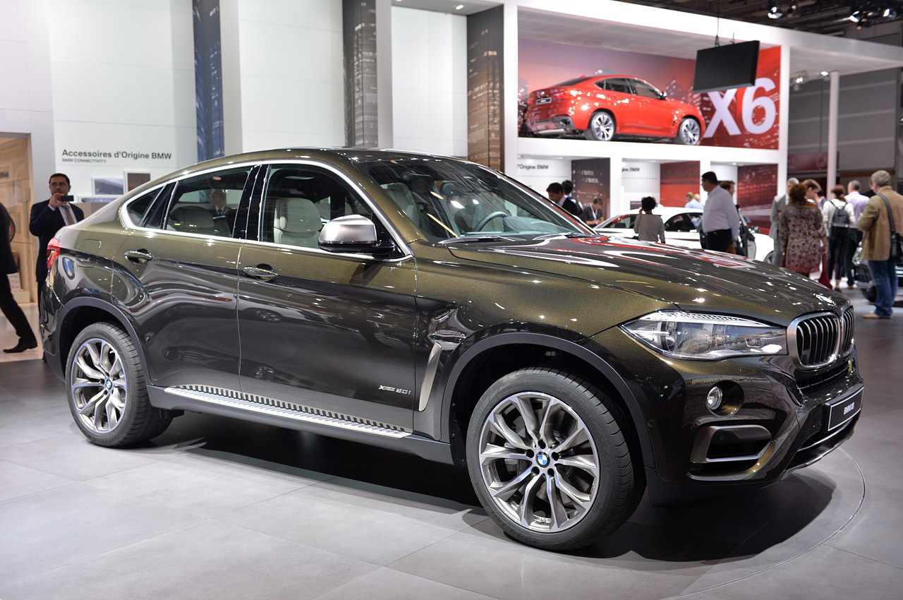 2015 Bmw X6 Paris 2014 Photo Gallery Autoblog