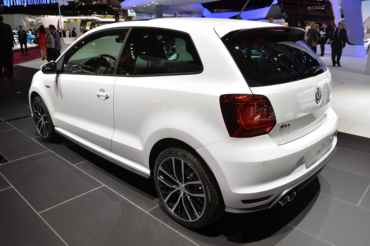 volkswagen polo gti paris  photo gallery autoblog