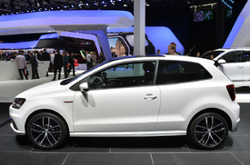 2015 volkswagen polo gti is the vw hot hatch we really want autoblog. Black Bedroom Furniture Sets. Home Design Ideas
